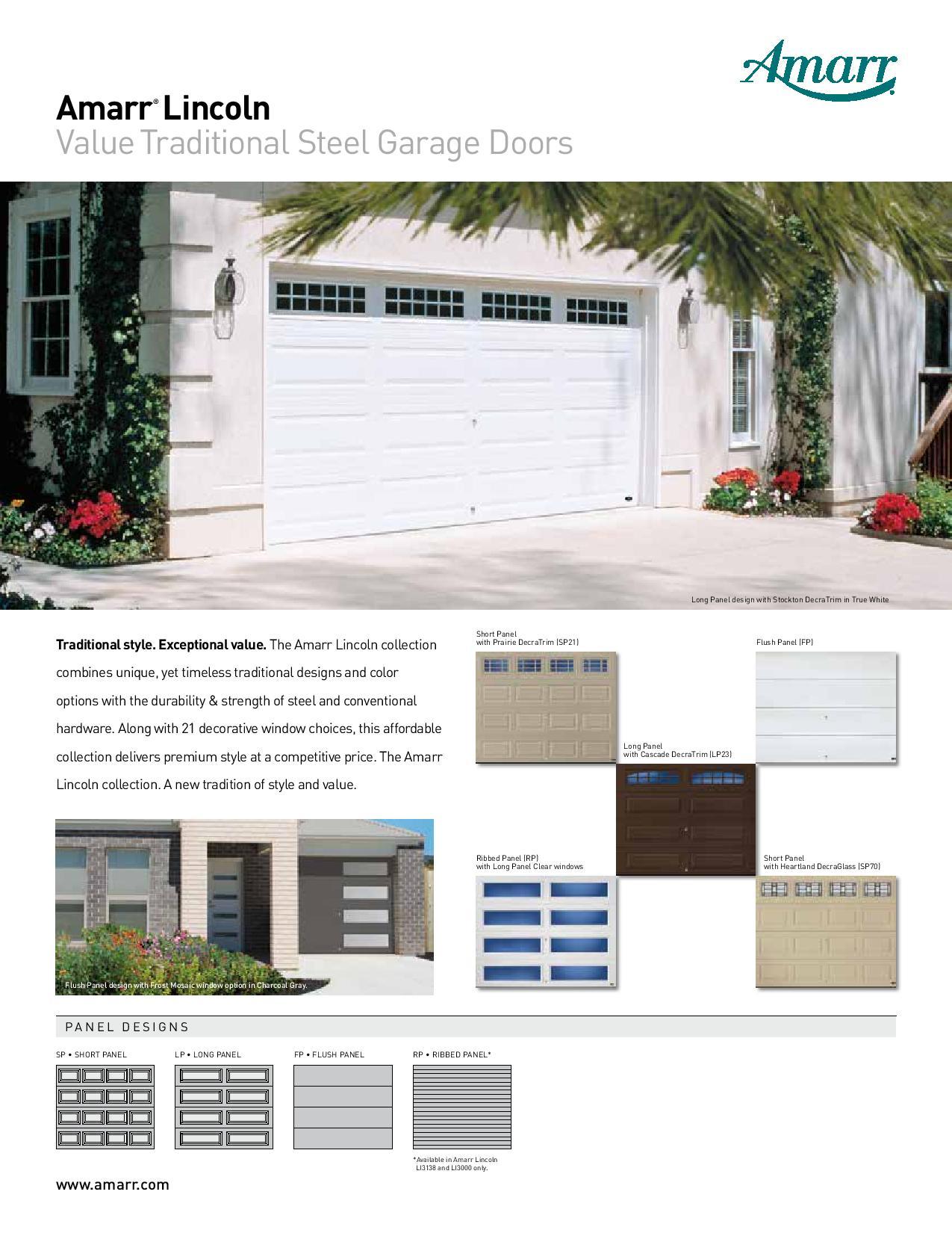 Overhead garage doors for sale in Calgary