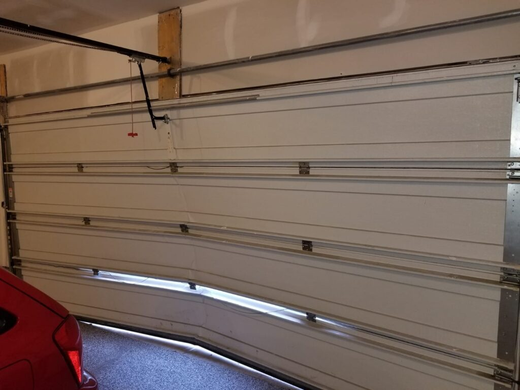 Garage door repair Calgary Northwest