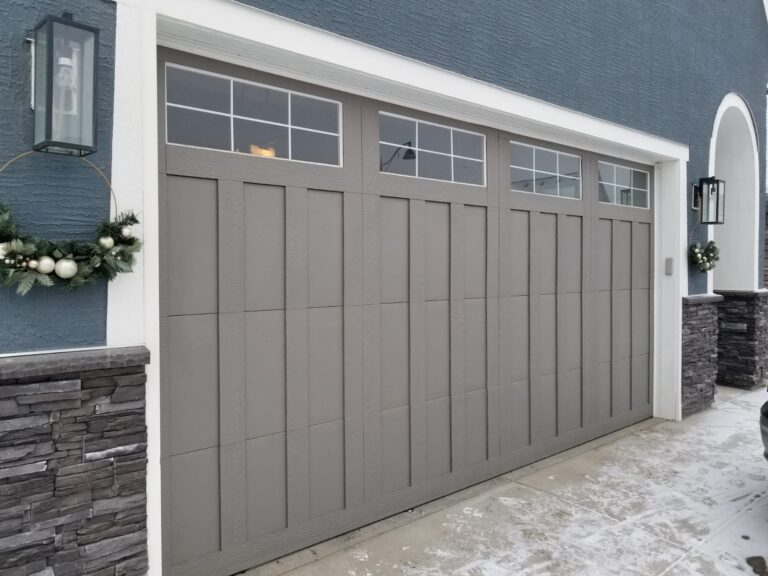 Garage door services Calgary SW