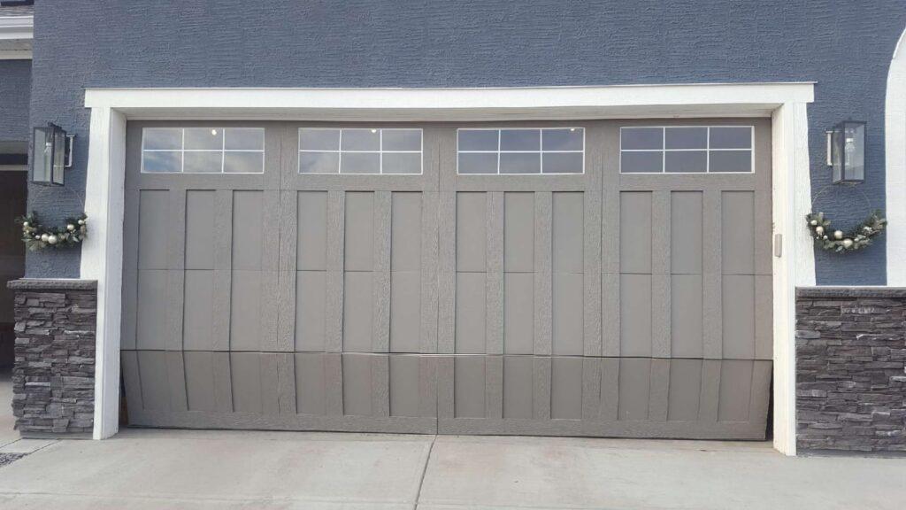 Garage door repair Calgary Southwest